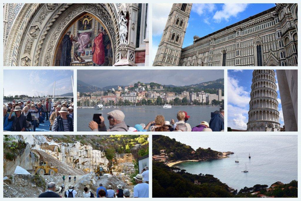 8 Jours en Toscane et Île Elbe